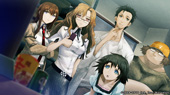 STEINS;GATE(DVD-ROM)サンプルCG