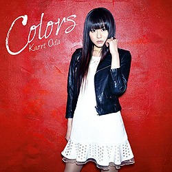「Colors」/織田かおり<通常盤>