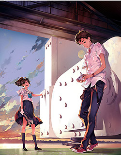 PS Vita�\�t�g�uROBOTICS;NOTES ELITE�vOP�e�[�} �y���{�m�E�R���{�Ձz�u�񑩂̃I�[�O�����g�v/Zwei