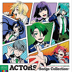 ACTORS -Songs Collection-