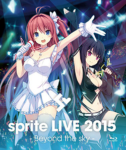 sprite LIVE 2015 −Beyond the sky− Blu-ray (Blu-ray Video)