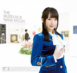 「THE MUSEUMIII」/水樹奈々 <CD+BD>