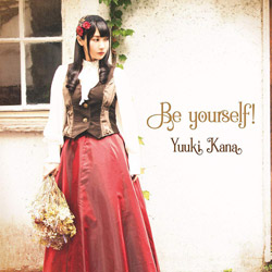 Be yourself! 【初回限定盤】