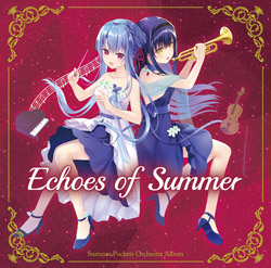 Summer Pockets Orchestara Album Echoes of Summer