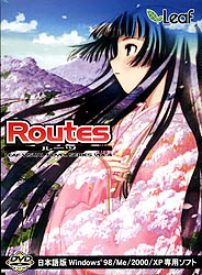 Routes DVD��(DVD-ROM)