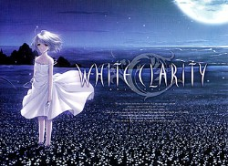 WHITE CLARITY(DVD-ROM)