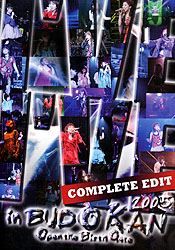 I've in BUDOKAN2005〜COMPLETE EDIT〜(DVD-Video)