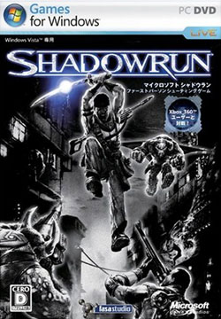 Shadowrun(DVD-ROM)