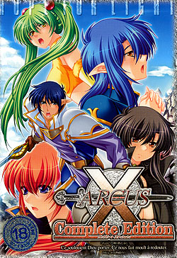 ARCUS X(クロス) Complete Edition(DVD-ROM)