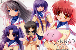 CLANNAD FULL VOICE(DVD-ROM)