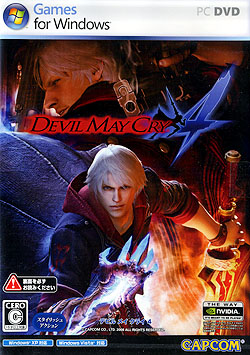 DEVIL MAY CRY 4(DVD-ROM)