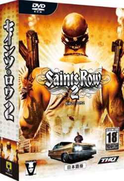 Saints Row 2�y�Z�C���c ���E2�z-��{���-�iDVD-ROM�j