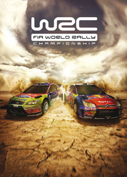 WRC-FIA World Rally Championship-(DVD-ROM)