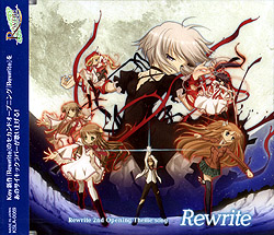 Rewrite 2nd Opening Theme song/Rewrite