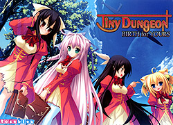 TinyDungeon-BIRTH for YOURS-(DVD-ROM)