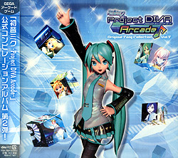 初音ミク -Project DIVA Arcade- Vol.2 Original Song Collection