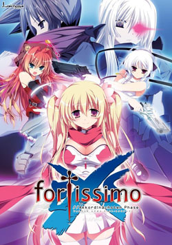 fortissimo EXS//Akkord�Fnachsten Phase ����ŁiDVD-ROM�j