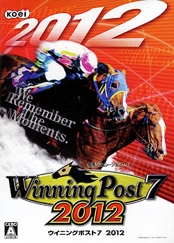 Winning Post 7 2012�iDVD-ROM�j