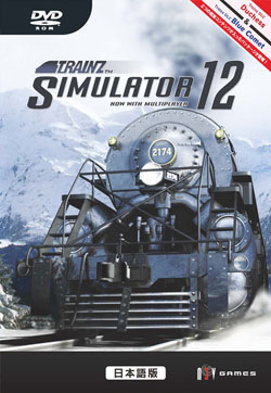 TRAINZ SIMULATOR 12(DVD-ROM)