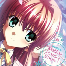 「すぴぱら」主題歌「Magical Happy Show!」<通常盤>/Machico