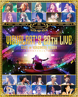 VisualArt�fs 20th �r�W���A���A�[�c�労�Ӎ�LIVE2012 in YOKOHAMA ARENA�iBlu-ray Video�j