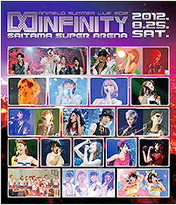 Animelo Summer Live 2012-INFINITY��- 8.25Ble-ray(Blu-ray Video)
