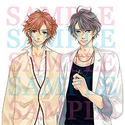 BROTHERS CONFLICT �L�����N�^�[CD 2nd�V���[�Y�i3�jwith�F�D�����l