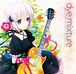 "Rewrite & Rewrite Hf! Arrange Album""dye mixture"""