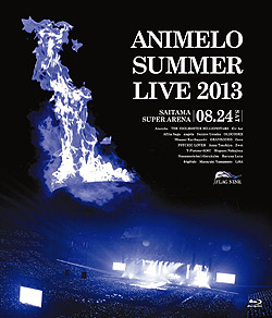 Animelo Summer Live 2013-FLAG NINE- 8.24Blu-ray�iBlu-ray Video�j