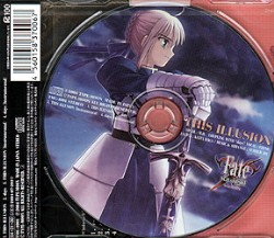 Fate/stay night �uTHIS ILLUSION�v/M.H.